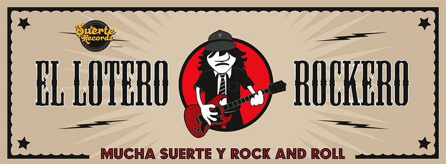billete lotero rockero